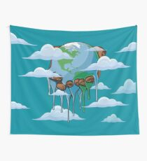 The World is Yours Wall Tapestry