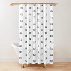 Orphan Black - BETH Shower Curtain
