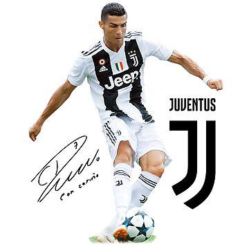 Ronaldo-Juventus-2018 by storebycaste
