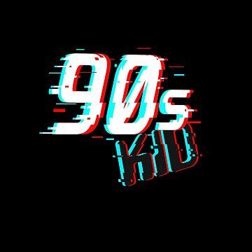 90s Kid by aartliner