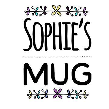 Sophie's mug by CharlyB