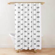 Orphan Black - ALISON Shower Curtain