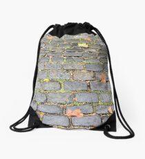Cobblestones  Drawstring Bag