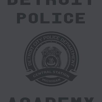 Detroit Police Academy by drlurking