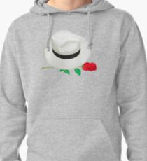 Cuban Hat With A Message Pullover Hoodie