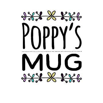 Poppy's mug by CharlyB