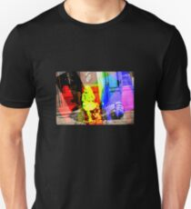 Colourful Collage Unisex T-Shirt
