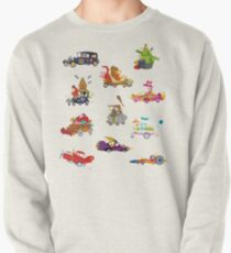 WACKY RACES COLLECTION Pullover