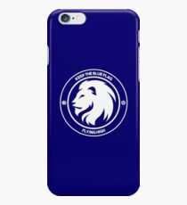 Keep the Blue Flag Flying High Left Crest T-shirt iPhone 6s Case