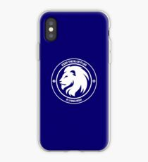 Keep the Blue Flag Flying High Left Crest T-shirt iPhone Case