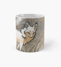 Fox & Wisps - Kitsune Yokai Foxfire  Mug