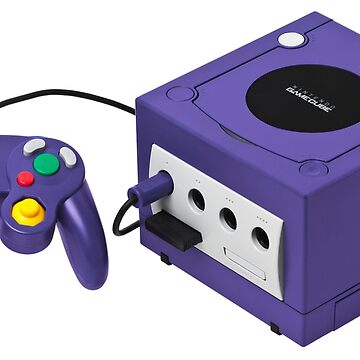 GameCube by SpaceNoise