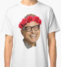 Jeff Goldblum Blumenkrone Classic T-Shirt