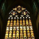 West Window - Altenberger Dom by TriciaDanby
