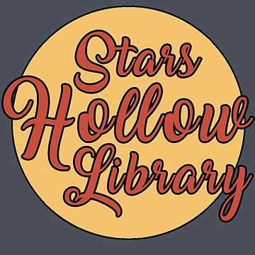 Stars Hollow Library {Gilmore Girls} by SophieDePablo