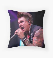 Jacoby Shaddix Low Poly Throw Pillow