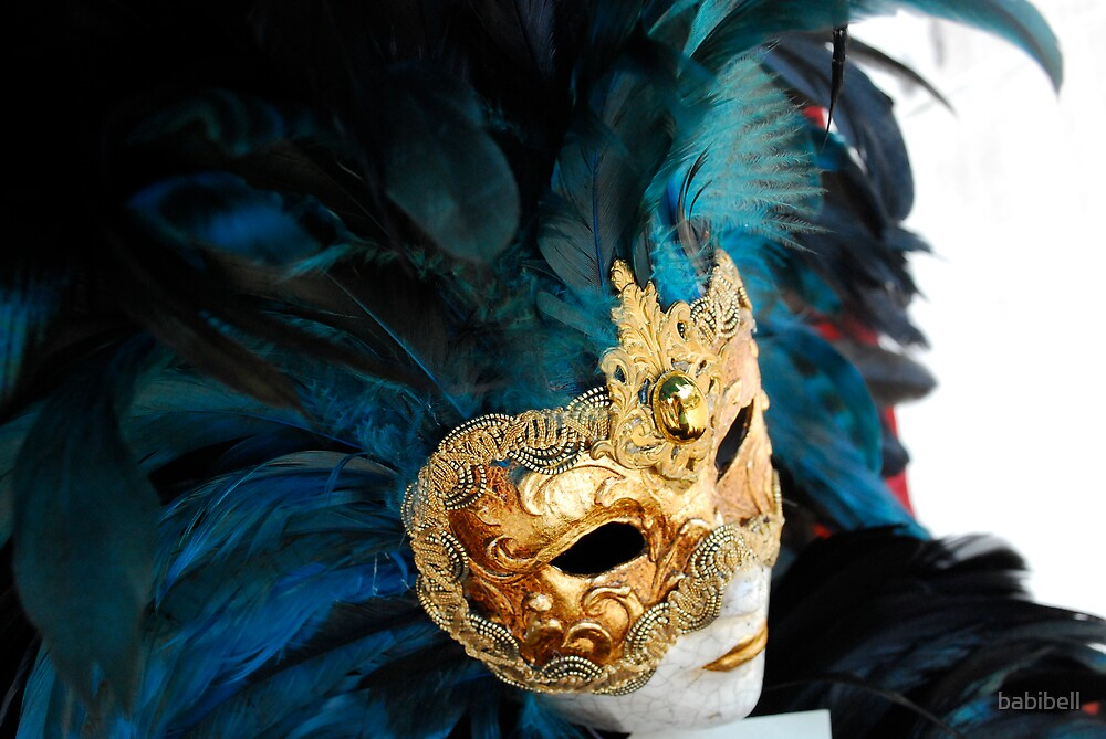 Mask by babibell