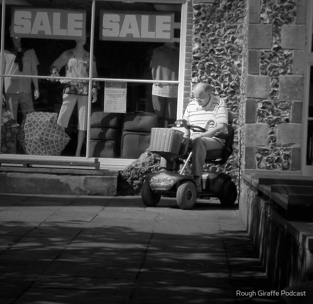 Shop Til You Drop by Rough Giraffe Podcast