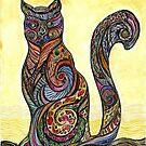 «Cat of Many Colors» de Bootsieskittys