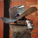 Hat Sculpture by Colleen Drew