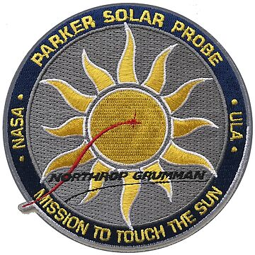 Parker Solar Probe - Northrop Grumman Patch by Quatrosales