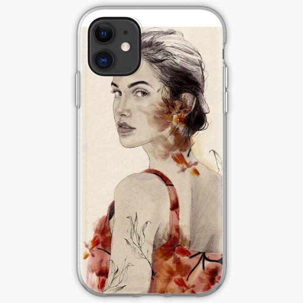 VALENTINA iPhone Soft Case