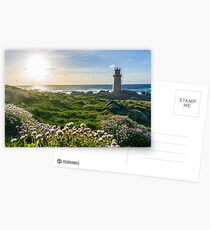 Lighthouse in Muxia Postcards