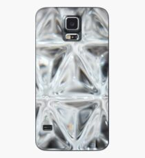Custom Samsung Galaxy and iPhone Cell Phone Cases and Skins Crystal Glass with Light Reflection Case/Skin for Samsung Galaxy