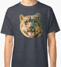 Beautiful Snow Leopard Classic T-Shirt