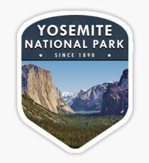 Yosemite Nationalpark 2 Sticker