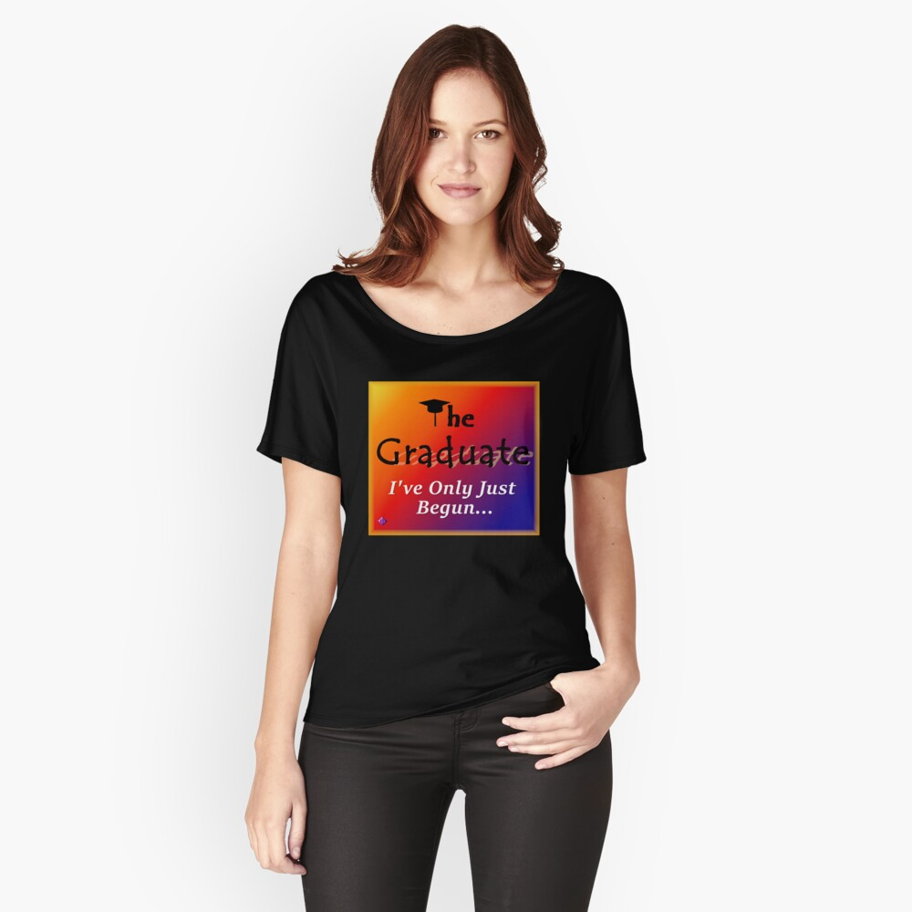 College Graduate Next Chapter T-Shirt Relaxed Fit T-Shirt