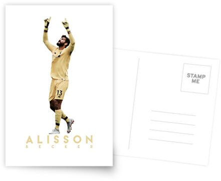 Alisson Becker by Max Designs