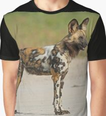 Painted Dog! Graphic T-Shirt