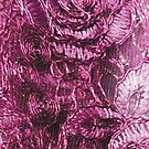 Pink Fuchsia Lace by CrazyCraftLady