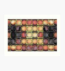 Square Holes, Round Pegs Art Print