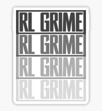 RLG degraded Sticker