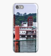 Waterfront - Dubuque, Iowa iPhone Case/Skin