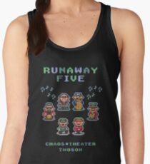 Runaway Five Women's Tank Top