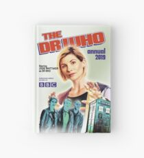 Jodie Whittaker annual 2 Hardcover Journal
