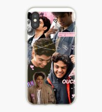 Noah Centineo Collage iPhone-Hülle & Cover