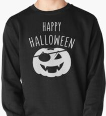 pumkin pirate happy halloween Sweatshirt