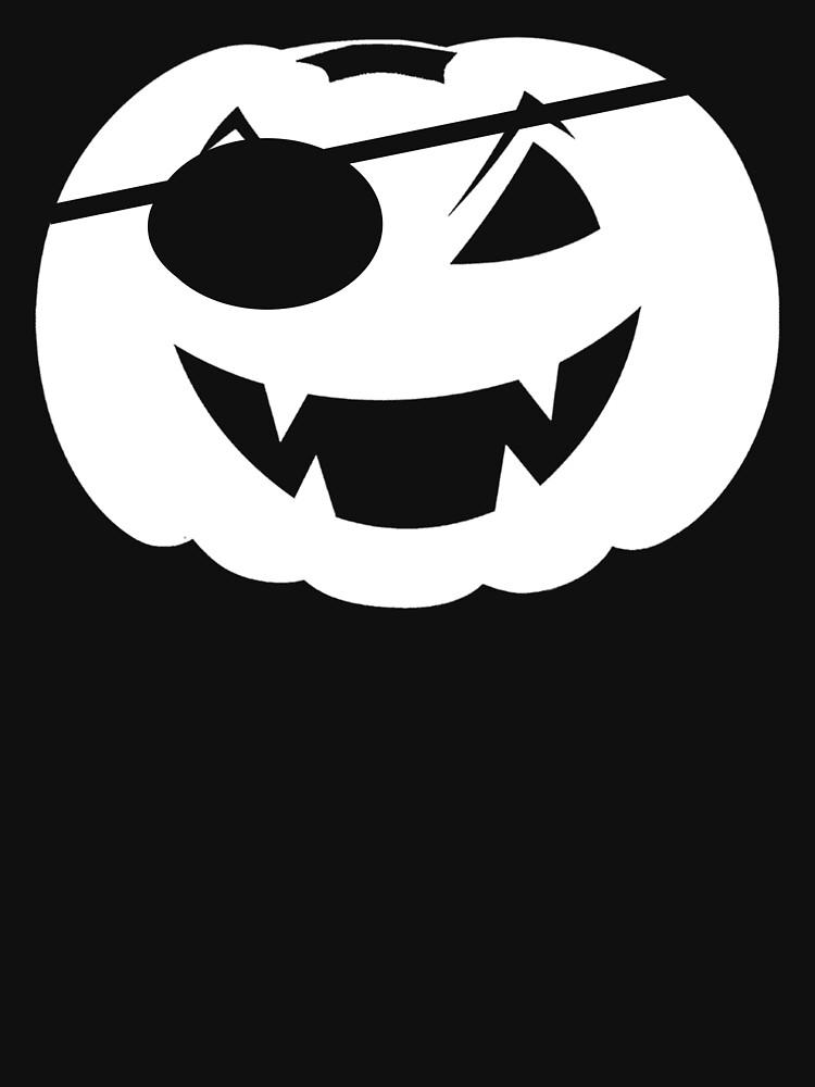 pumpkin pirate von KM-Shirt