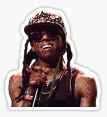 Lil Wayne Sticker