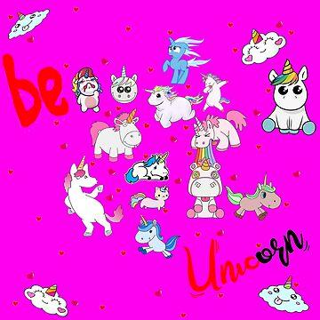 Be unic-orne! by DrTigrou