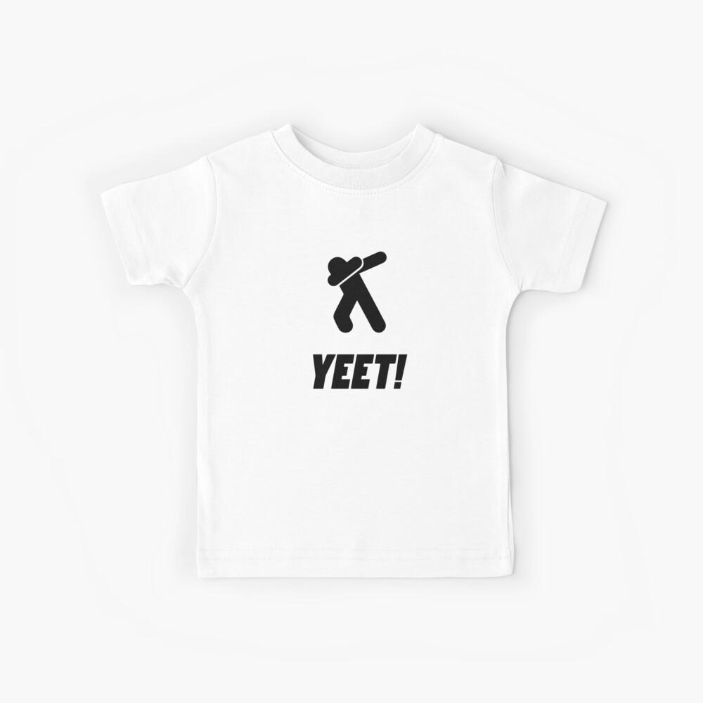 Yeet Dab Hemd Kinder T-Shirt