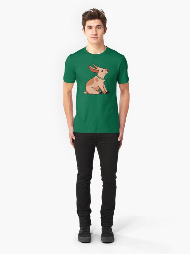 Alternate view of Guy the Rappig Slim Fit T-Shirt