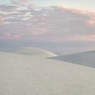 Dawn's Early Light, White Sands, New Mexico by Mitchell Tillison