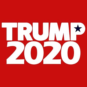TRUMP 2020 by cpinteractive