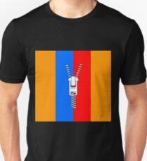 ZIPPER TWO Unisex T-Shirt