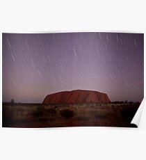 Uluru • Uluru-Kata Tjuta National Park • Australia Poster